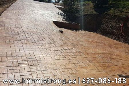 Hormigon Impreso 0040 41