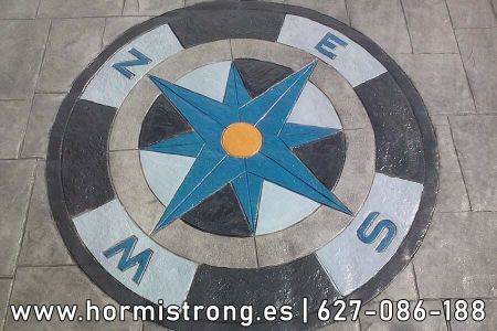 Hormigon Impreso 0069 70