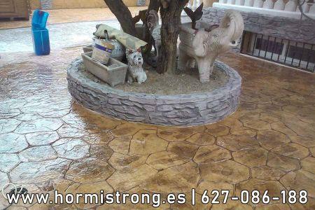 Hormigon Impreso 0072 73