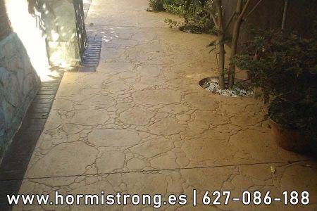 Hormigon Impreso 0075 76