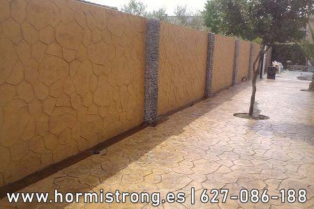 Hormigon Impreso 0079 80