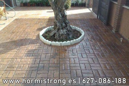 Hormigon Impreso 0081 82