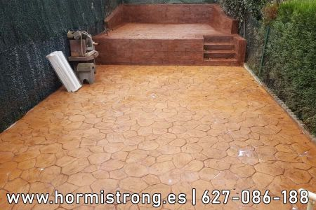 Hormigon Impreso 0083 84