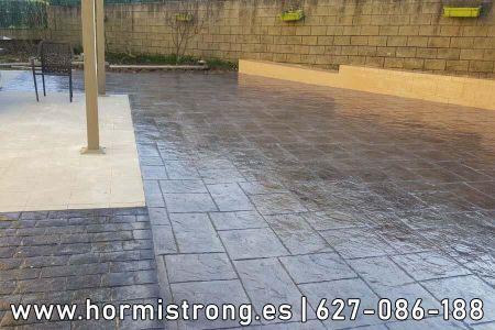 Hormigon Impreso 0088 88