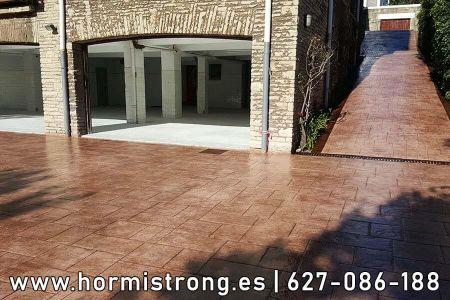 Hormigon Impreso 0092 92