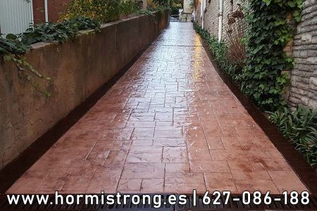 Hormigon Impreso 0093 93