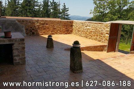 Hormigon Impreso 0095 95