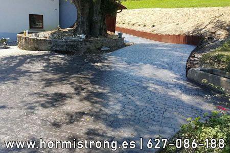 Hormigon Impreso 0096 96